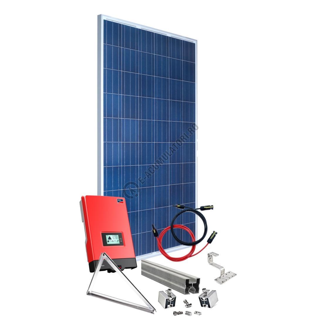 Important de stiut inainte de a alege un sistem fotovoltaic on grid