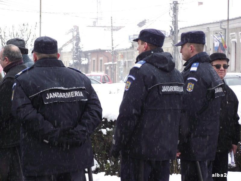 Jandarmii nu au sărbători fericite. Ei vor fi în stradă de Crăciun pentru a asigura un climat de ordine și siguranță