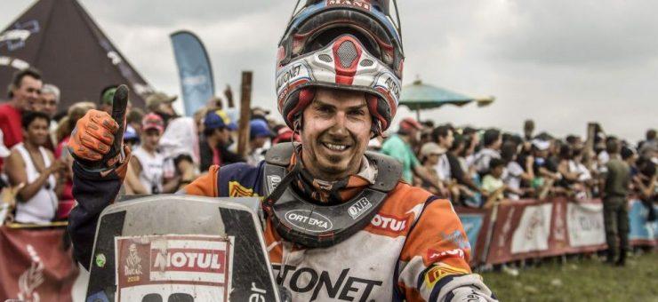 Povestea săptămânii! Cum a învățat Many Gyenes să meargă cu motocicleta și cât a căzut până a ajuns cel mai buni piloți de la Dakar