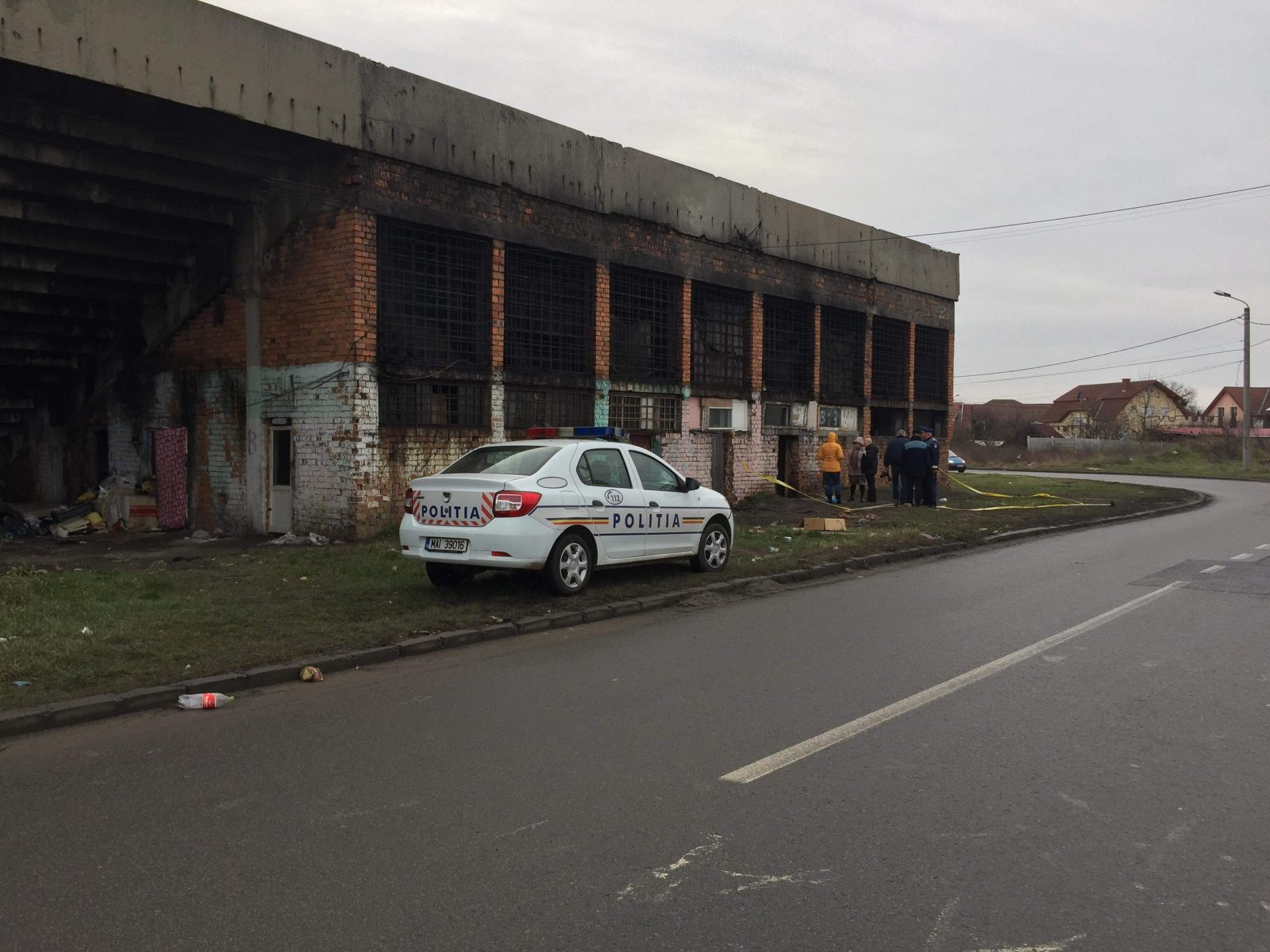 S-a confirmat! Femeia găsită moartă sub stadionul Unio a fost ucisă de soț în bătaie