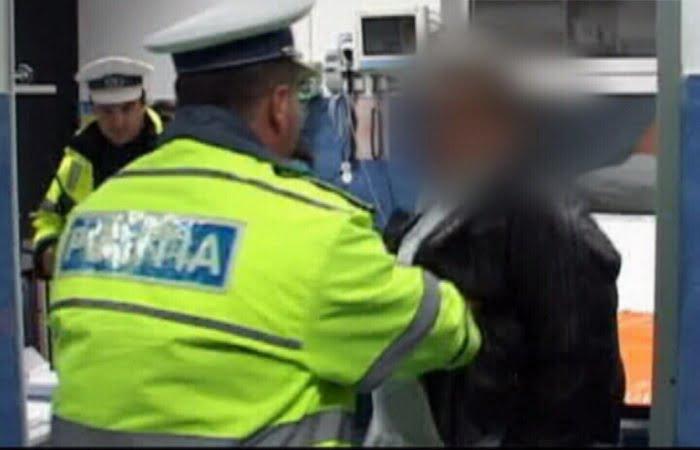Polițiștii din Gherța au oprit în trafic un șofer mort de beat