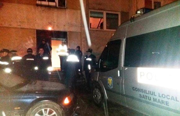 Poliția Locală și cea Municipală au răscolit dis de dimineață locuințele de pe Ostrovului în căutare de infractori