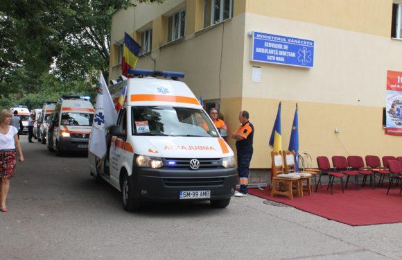 Serviciul de Ambulanță Județean Satu Mare are un nou director