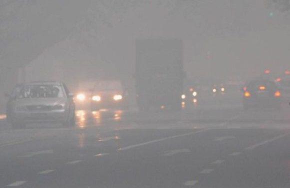 ATENȚIE ȘOFERI!!! Cod galben de ceata și lapoviță în județul Satu Mare