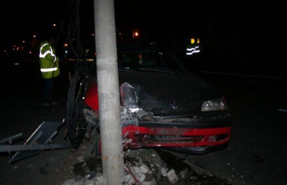 Doi șoferi beți au produs accidente la Micula și Căpleni