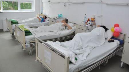 Alertă la Spitalul Județean Satu Mare! S-a înregistrat primul deces din cauza gripei