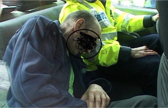 Rupt de beat și fără permis. Așa au prins polițiștii din Ardud un bărbat la volanul unui autoturism