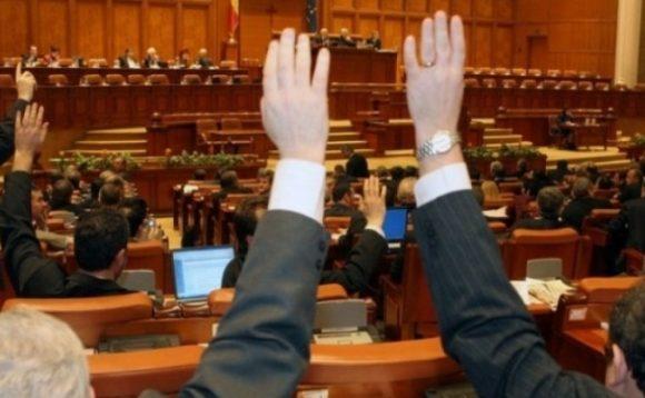 Ambii senatori sătmăreni au votat împotriva arborării drapelului pe arterele principale din fiecare localitate în Anul Centenarului