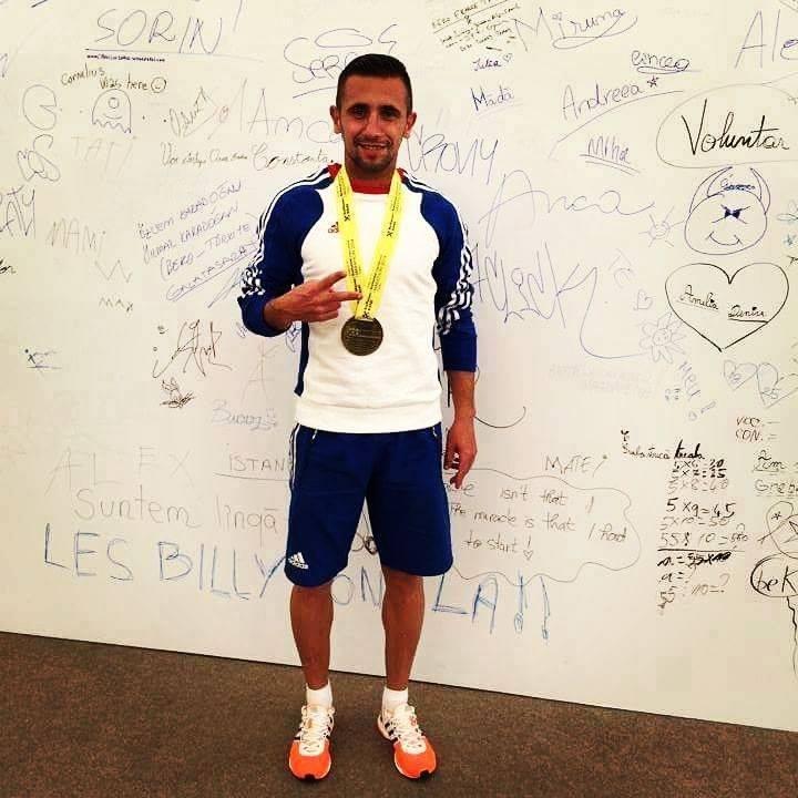 Sătmăreanul Claudiu Gorgan s-a calificat la Campionatul European de 24 de ore. A fugit 177,5 km la Heilbronn, fără oprire