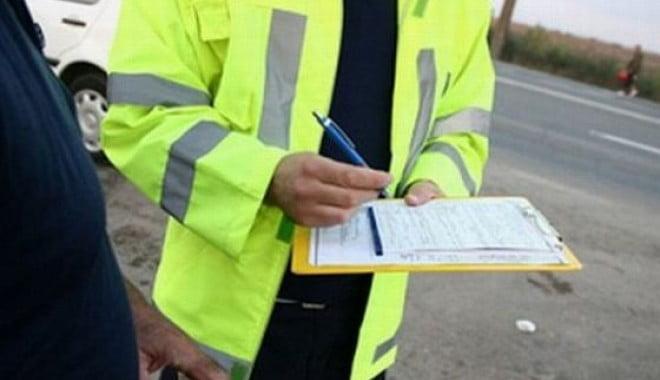4 șoferi au rămas fără permis din cauza vitezei și de alte câteva zeci au fost amendați cu 28.500 lei