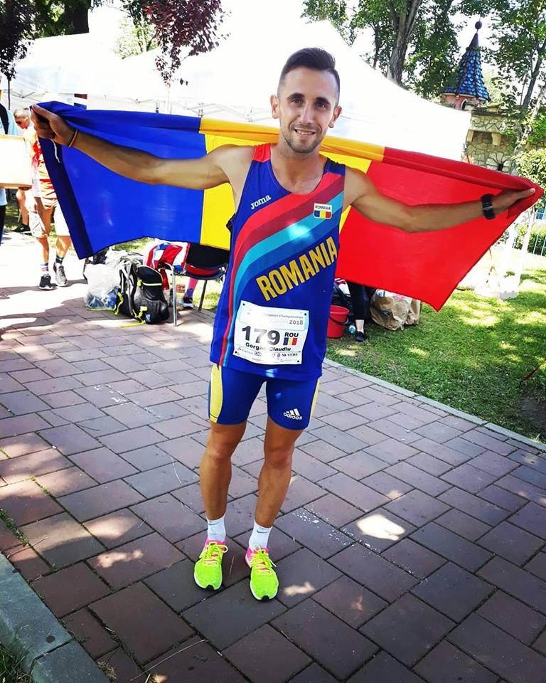 Sătmăreanul Claudiu Gorgan a alergat 191 km la Campionatul European de 24 de ore