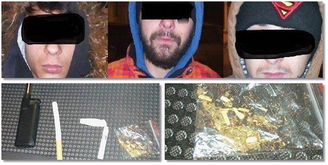 """Ce se-ntâmplă la Tășnad? Tot mai mulți tineri sunt prinși cu droguri asupra lor. 3 """"capturi"""" în două zile"""