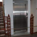 Un ascensor panoramic deservește, de astăzi, bolnavii Spitalului de Pneumoftiziologie Satu Mare