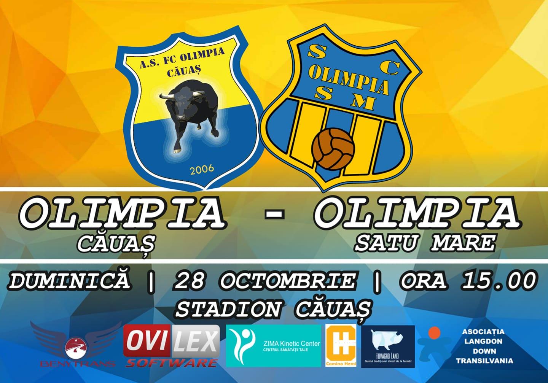 Olimpia Căuaş 🆚️ OLIMPIA MCMXXI | 🏆 LIGA a V-a | Seria A