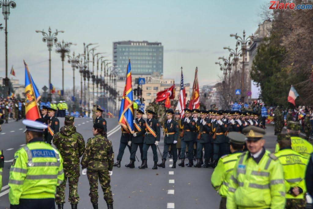 LA MULȚI ANI ARMATEI ROMÂNE | Forțele Terestre, Forțele Aeriene, Forțele Naval