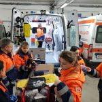 Serviciului de Ambulanța Județean Satu Mare a primit 5 autospeciale Renault 4×2 tip B1-2