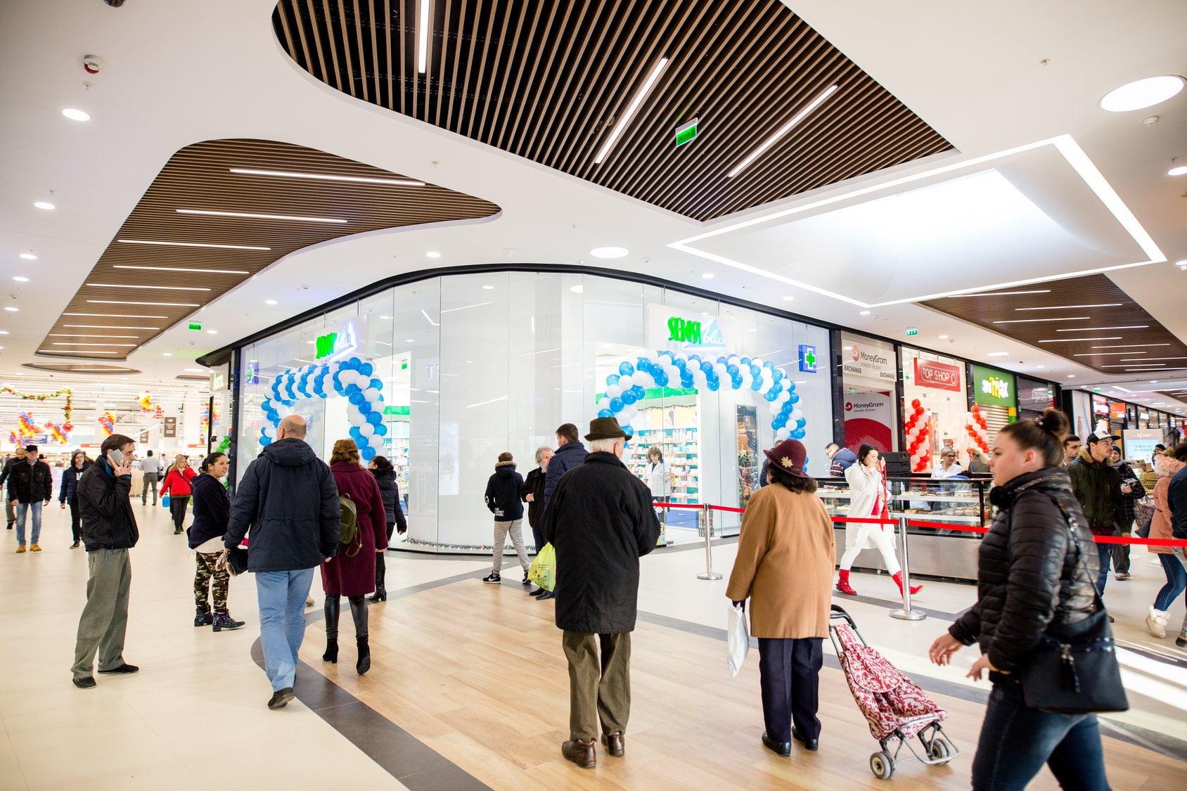 Ce aduce mall-ul Satu Mare Shopping City pentru Satu Mare?
