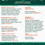 PROGRAM | Bucurați-vă de programul muzical al Târgului de Crăciun!