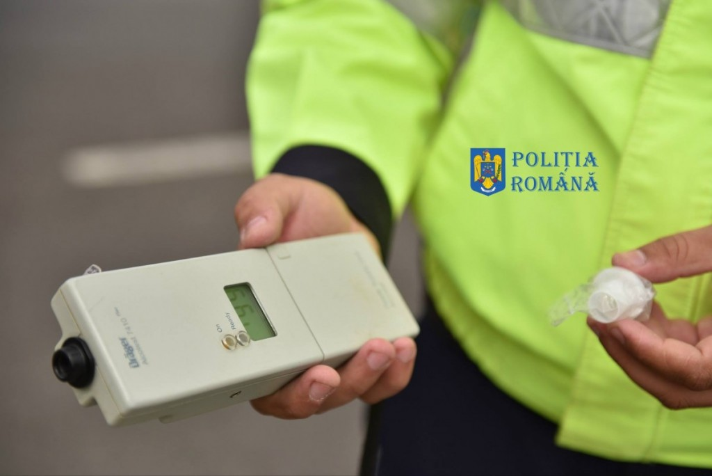 ACCIDENT | La volan sub influenţa băuturilor alcoolice şi fără permis de conducere