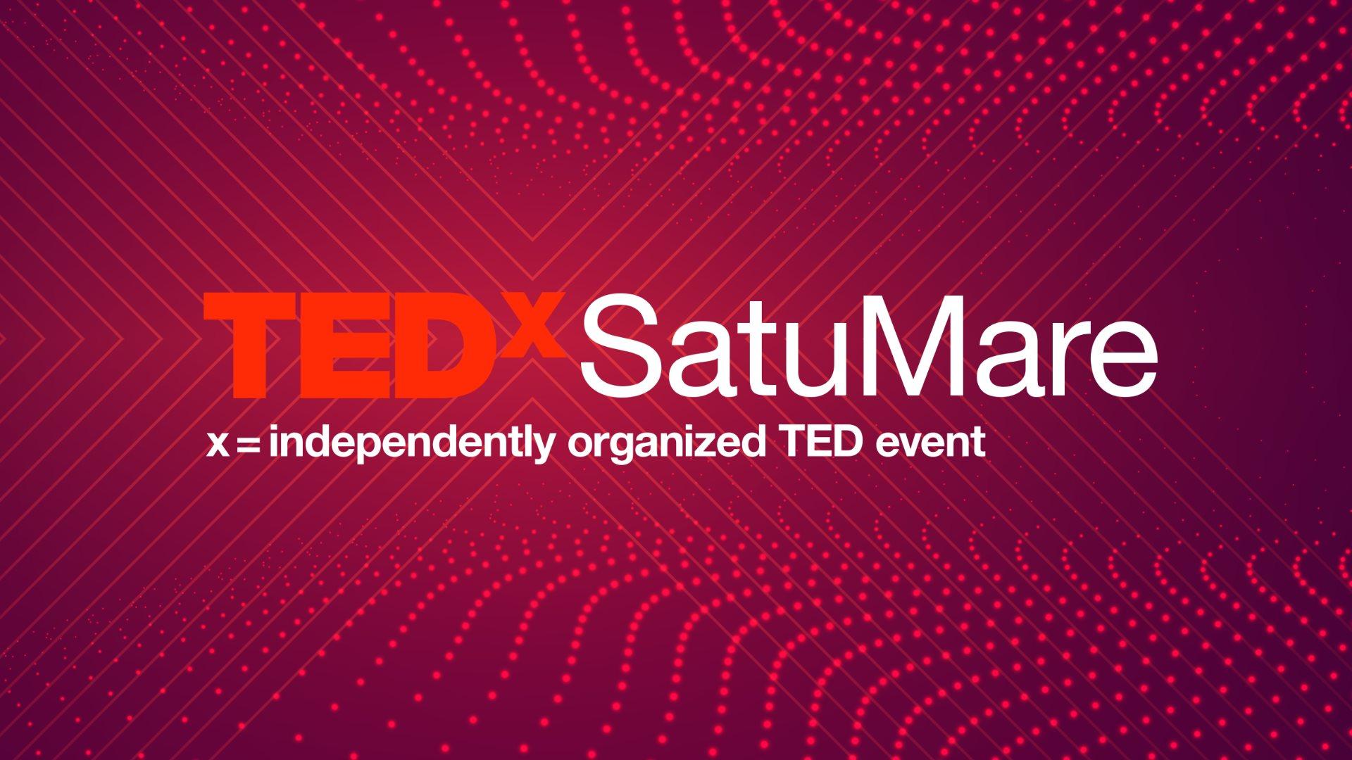 În 23 iunie va avea loc, la Teatrul de Nord, a doua ediție a TEDxSatu Mare