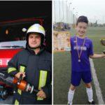Drama lui Tomi, băiatul de 10 ani al unui pompier sătmărean, mobilizează sătmărenii. Donație de 70.000 lei de la un om de afaceri