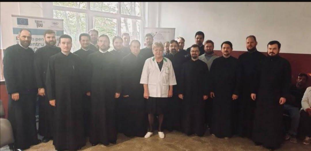 Zeci de preoți din Satu Mare au donat sânge – un gest prin care sunt aproape semenilor