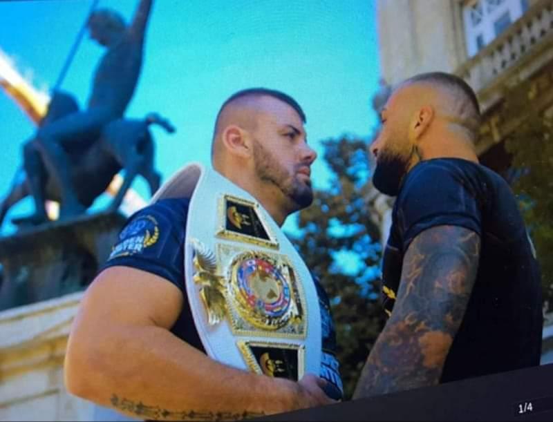 Luptătorul sătmărean Marius Munteanu încheie anul în forță – meci cu Tolea Ciumac în decembrie