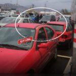 Doi sătmăreni, reținuți de mascați, într-o parcare în Baia Mare