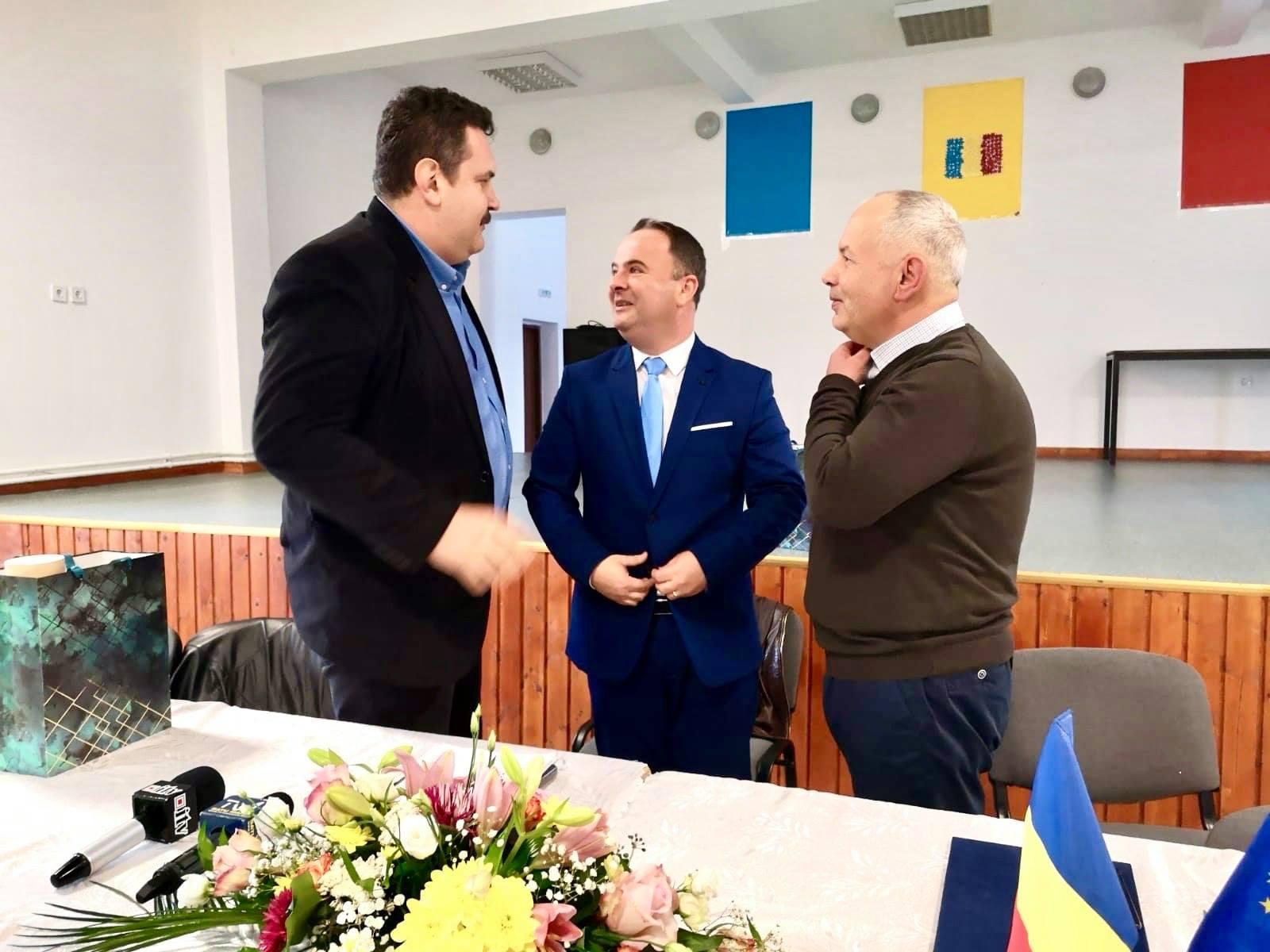 Centrele medicale din comuna Moftin vor fi dotate pe baza unui proiect transfrontalier cu Ungaria