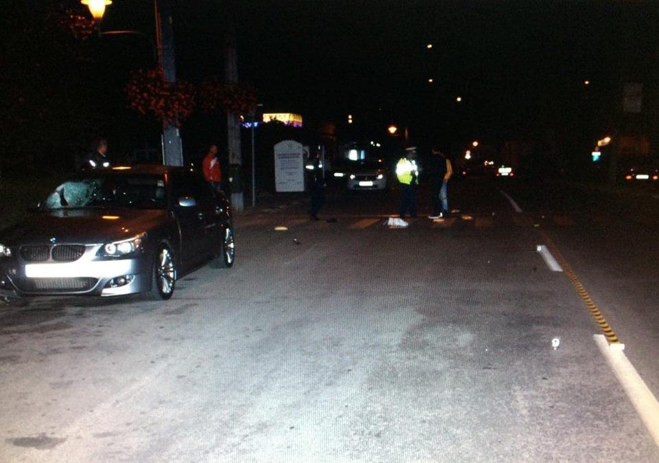 Sătmărean mort în urma unui accident rutier în Sălaj – a fost spulberat de o mașină
