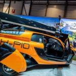 Este pregătită de lansare prima mașină zburătoare – va fi lansată în SUA