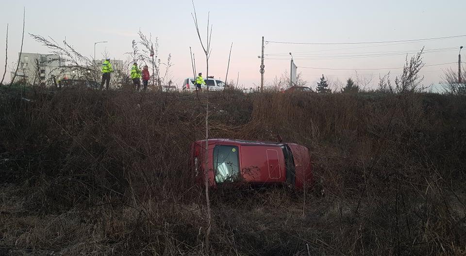 Detaliile oferite de ISU despre accidentul de la pod