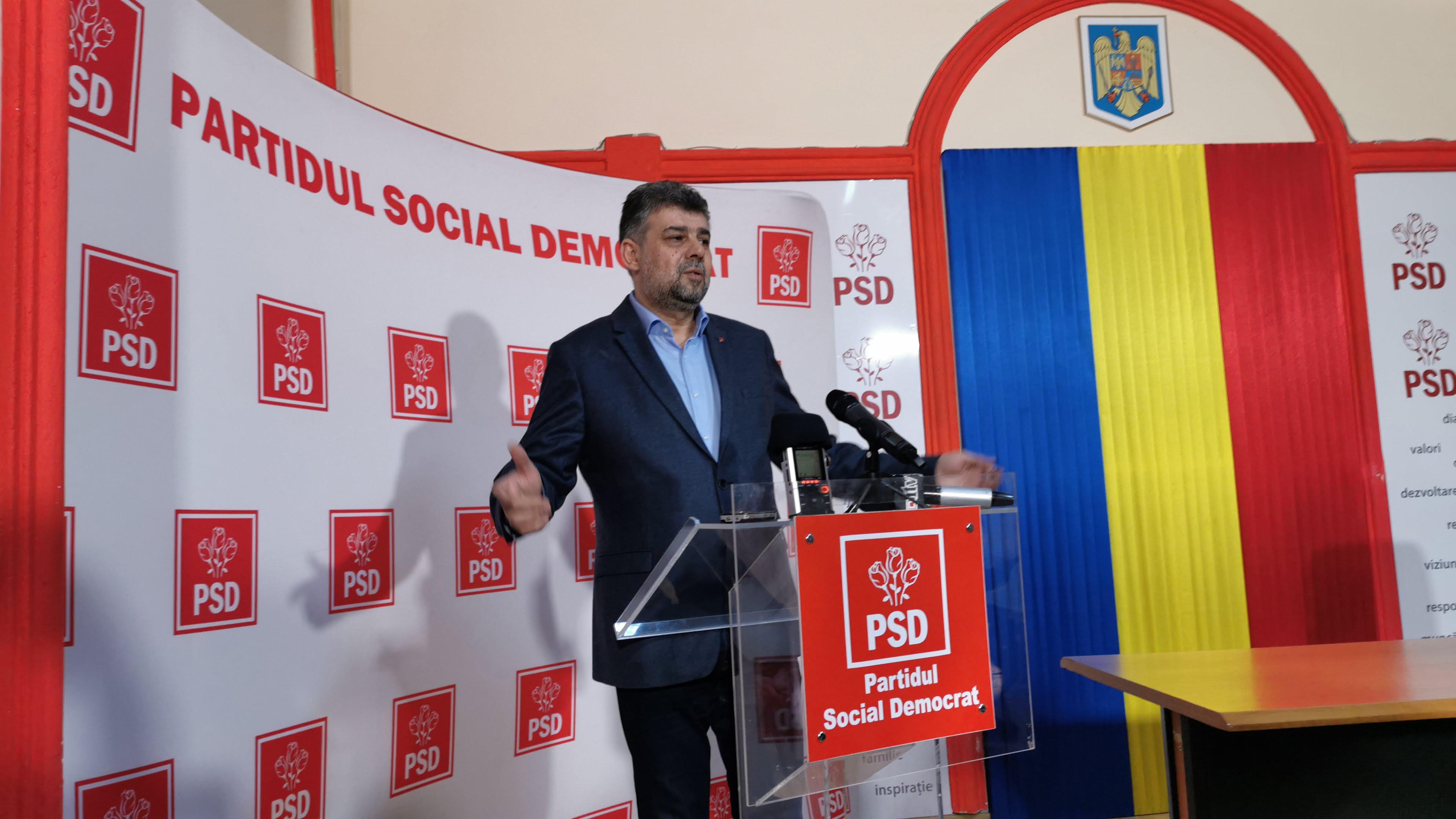 Ciolacu a venit degeaba la Satu Mare – nu a făcut pace între taberele din PSD