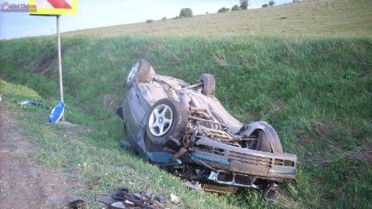 Rezultatul anchetei polițiștilor cu privire la accidentul de miercuri de la Amați