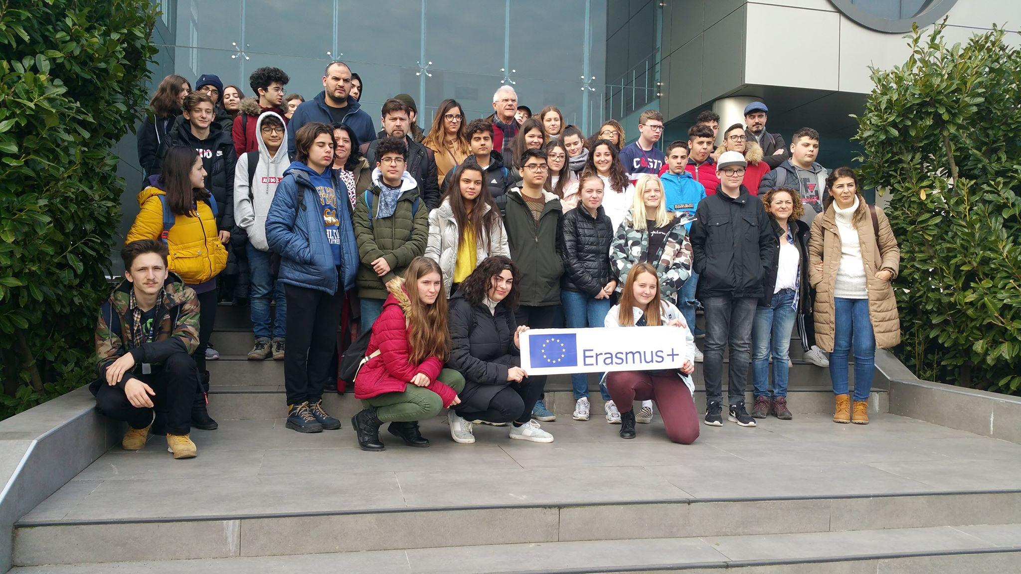 """""""Make Water Great Again """" – proiect Erasmus+ pe tema importanței apei al Liceului Tehnologic """"Constantin Brâncuși"""" Satu Mare"""