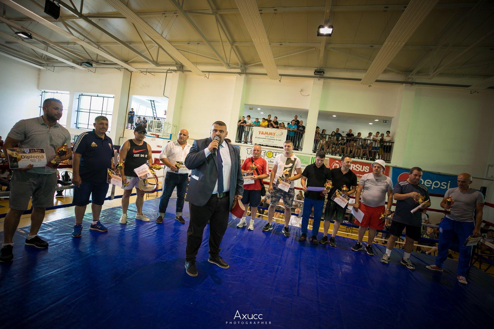 Sătmăreanul Florin Mulcuțan, numit vicepreședinte al Ligii Profesioniste de Box