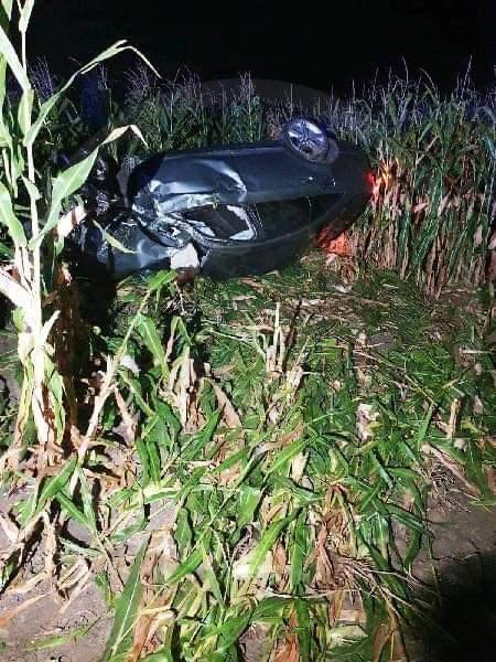 Accident mortal seara trecută lângă Carei