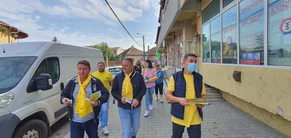 Romeo Nicoară, deputat: E timpul să câștigăm împreună ca sătmăreni la alegerile locale