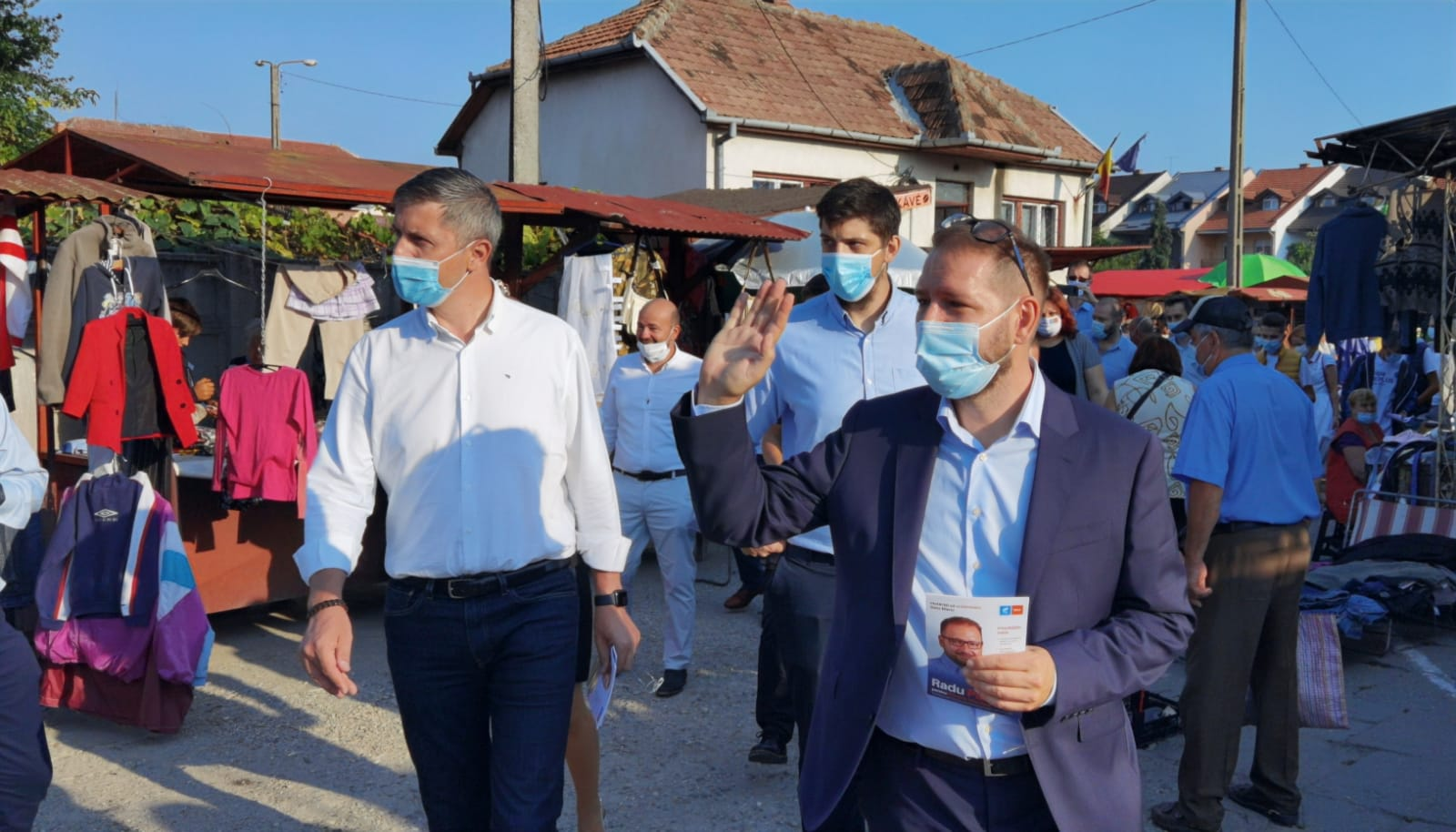 """Radu Panait, la final de campanie: """"Variantă să nu mergem la vot nu pedepsește pe nimeni"""""""