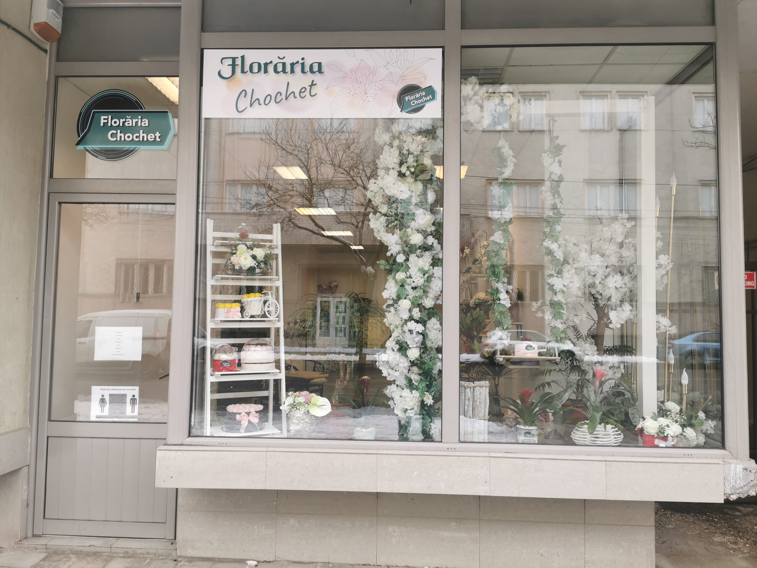 Florăria Cochet – cea mai nouă și cochetă florărie din Satu Mare