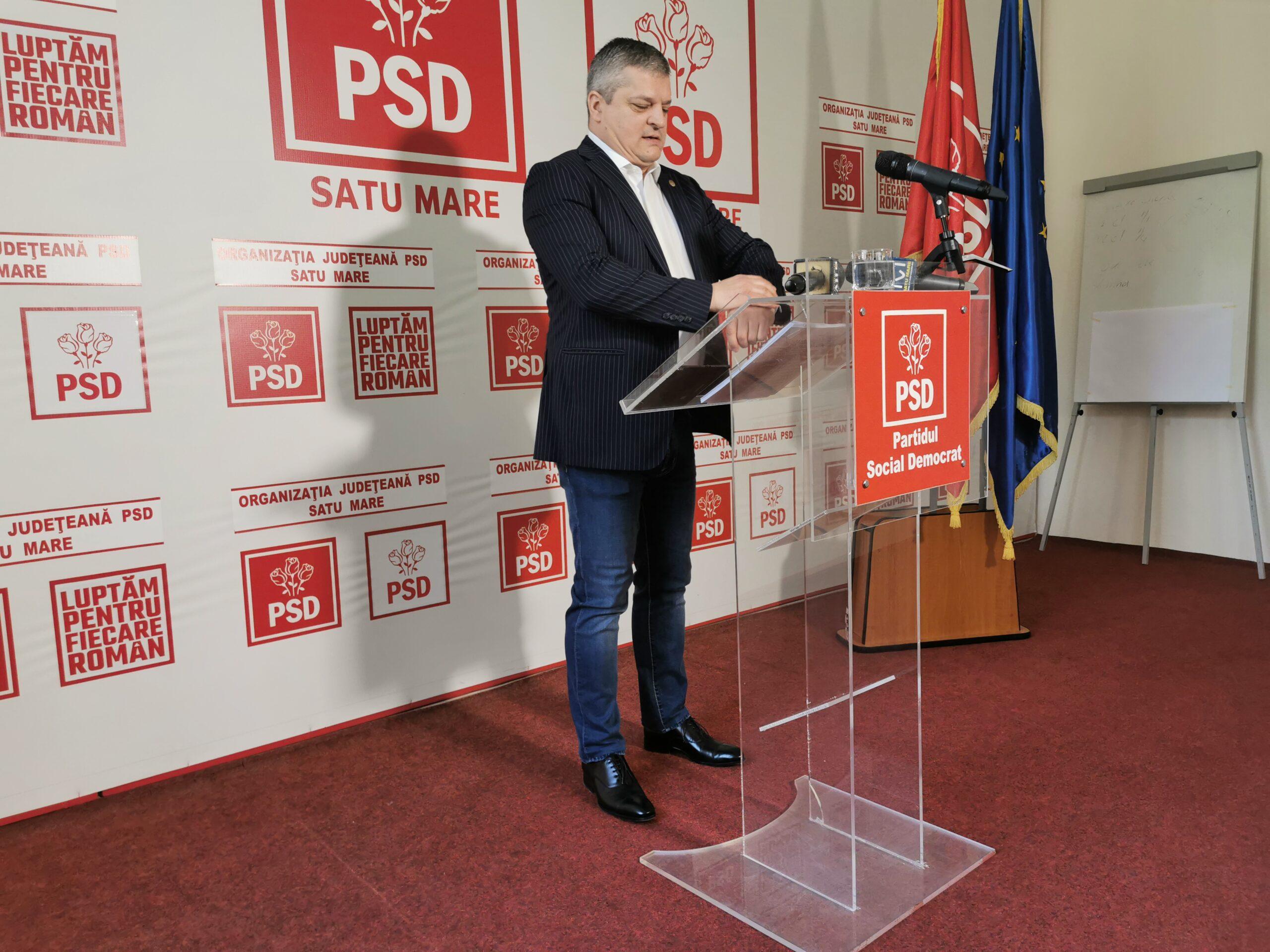 Deputatul Cristescu are 61 de amendamente la bugetul national, de interes pentru Satu Mare